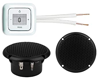 Busch Jäger Unterputz Bluetooth-Radio 8217 U (8217U) alpinweiß ...
