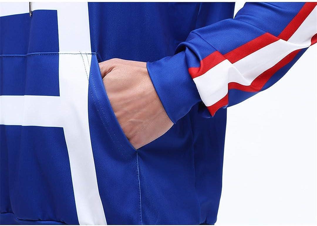 Namcha My Hero Academia Boku No Hero Academia Cosplay Costume Hoodie Jacket Unisex Training Suit Uniform