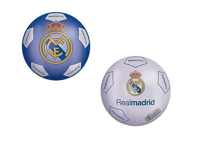 Real Madrid - Pelota 14 cm (Smoby 50925): Amazon.es: Juguetes y juegos