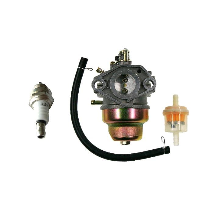 jrl carburador Bujía Para Honda G300 Motor Motor generador ...