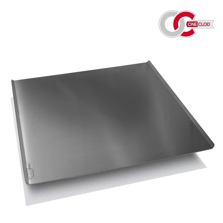 OneClod - Tabla De Cortar Encimera De Cocina En Acero Inox Bandeja De Servir Plancha Para Cocina Amasar Pasteles De Estilo Modelo