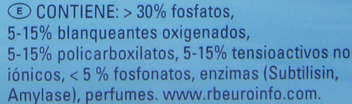 Finish Powerball Pastillas para lavavajillas Quantum Limón - 60 Pastillas