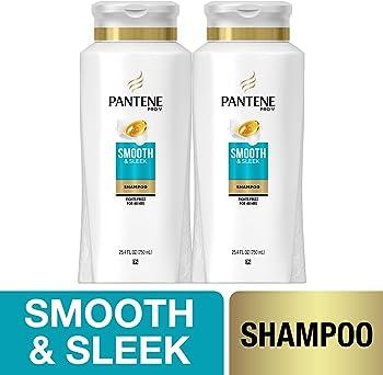 2-Pack Pantene Argan Oil Shampoo 25.4 Fl Oz