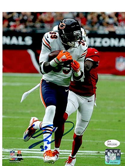45df05661be Autographed Eddie Jackson Photo - 8x10 Wpp119346 - JSA Certified -  Autographed NFL Photos at Amazon's Sports Collectibles Store