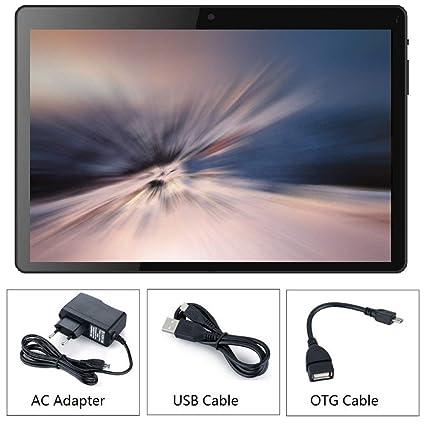A108 10.1 Pulgadas Tablet PC 3G Red WiFi Tarjeta SIM Dual para ...