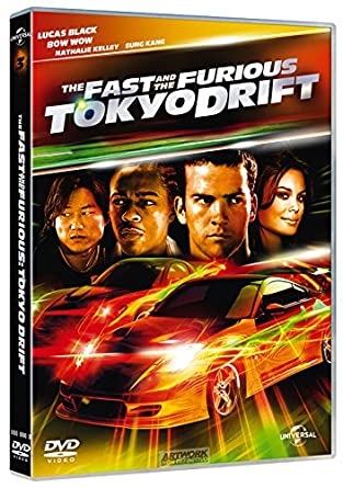 Fast And Furious 3 Full Movie >> Amazon Com The Fast And The Furious Tokyo Drift Import Anglais
