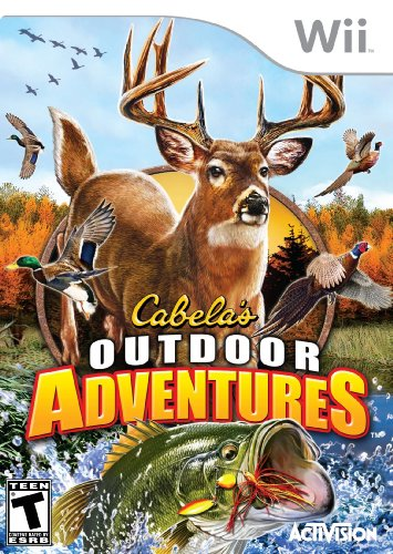 Cabelas Outdoor Adventure 2010 - Nintendo Wii for sale  Delivered anywhere in USA