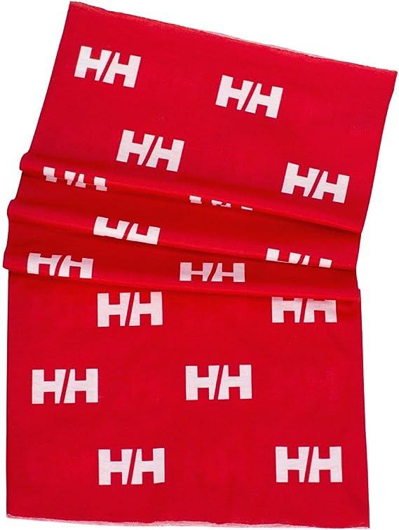 Helly Hansen Unisex Erwachsene Neck Schals Alert Red Hh Logo Einheitsgröße Sport Freizeit