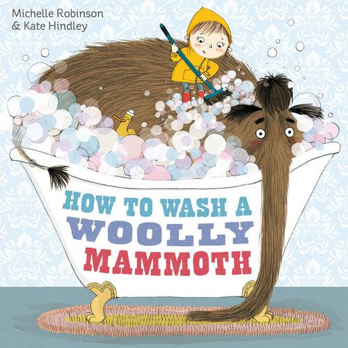 Image result for how to wash a woolly mammoth