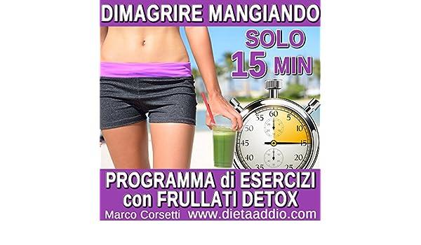 combinazione di esercizi per perdere peso