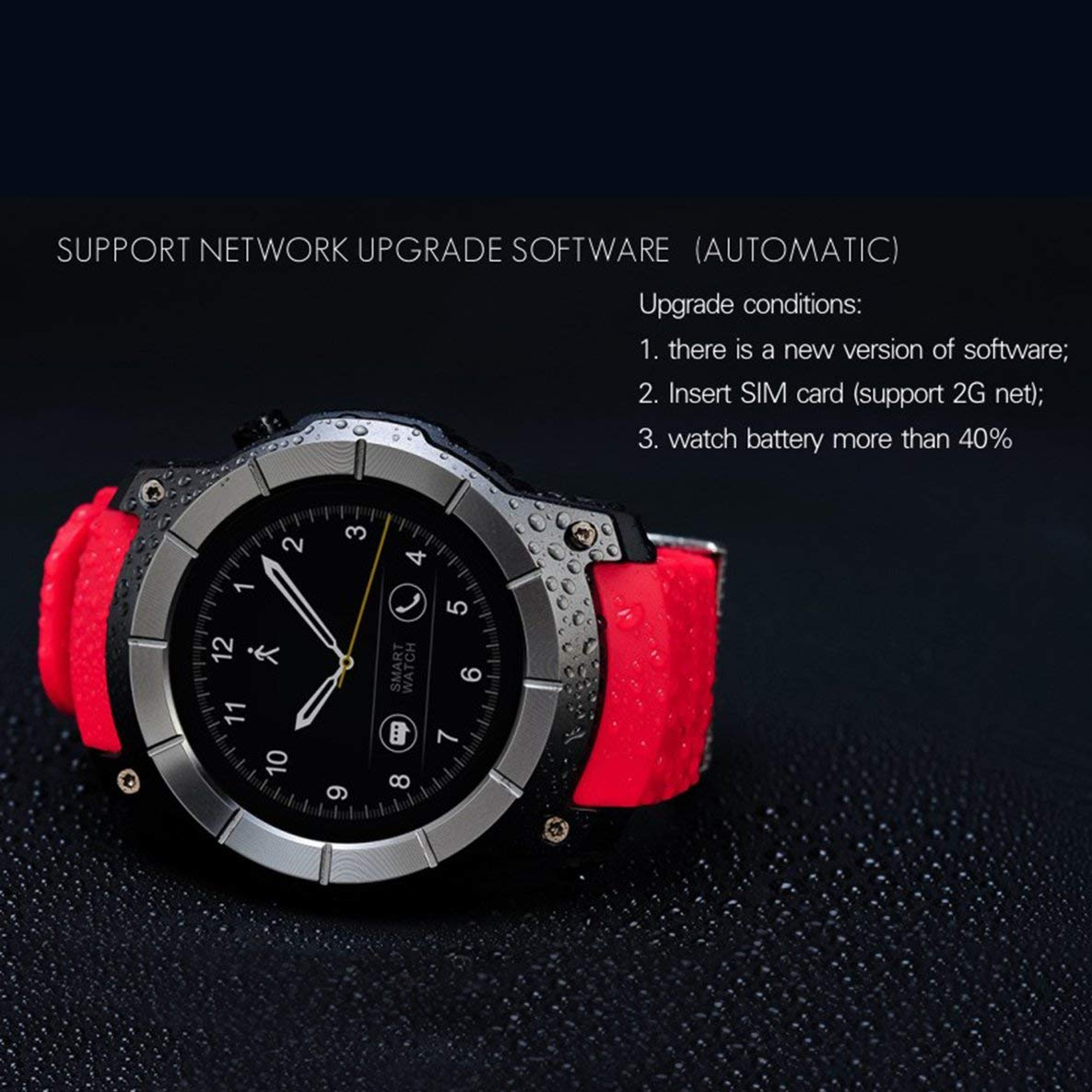 S958 Smart Watch For Android For iOS Smart Sports Watch ...
