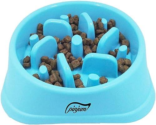 PINJUM-Dog-Bowls-Slow-Feeder-Fun-Stop-Bloat-Dog-Bowl