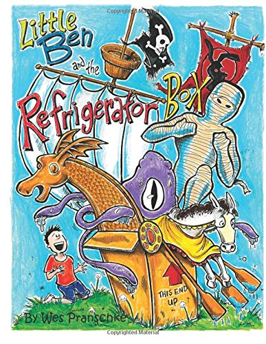 Download Little Ben and the Refrigerator Box PDF