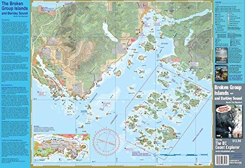 Broken Group Islands and Barkley Sound: Marine Trail ... on quadra island map, greenwood map, barkley sound map, princess louisa inlet map, kodiak island alaska map, penticton map, new world map, delta map, lower mainland map, hakai pass map, fredericton map, san juan islands map, dabob bay map, sea to sky highway map, columbia river valley map, cherry cove mooring map, new prague mn zoning map, campbell river bc map, noise map, cumberland map,