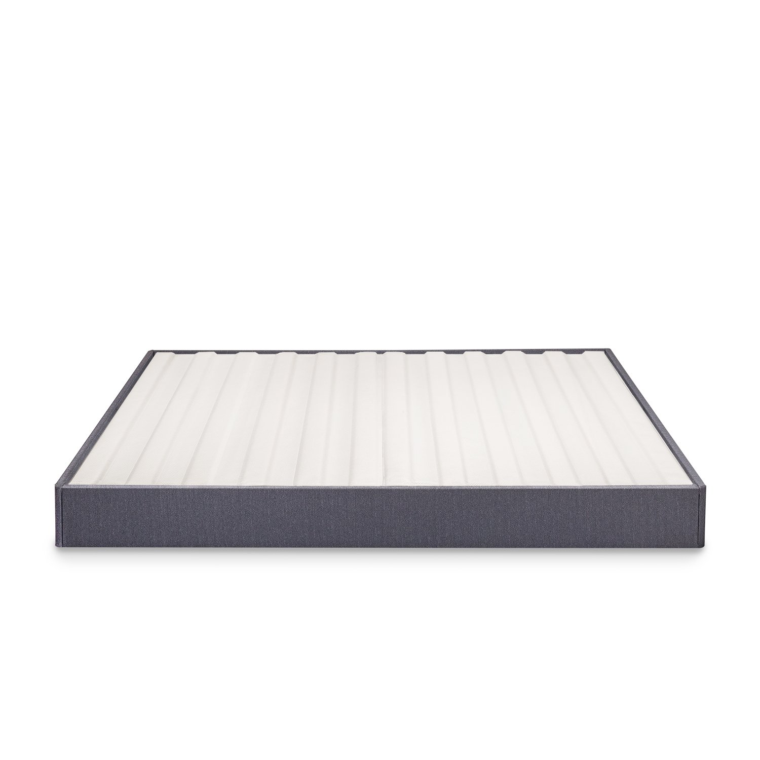 Zinus 7.5 Inch Essential Box Spring/Mattress Foundation/Easy Assembly Required, Queen