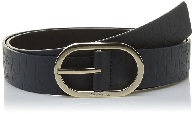 Calvin Klein Misha Logo Belt, Ceinture Femme  Amazon.fr  Vêtements ... 4f3db02c3b0