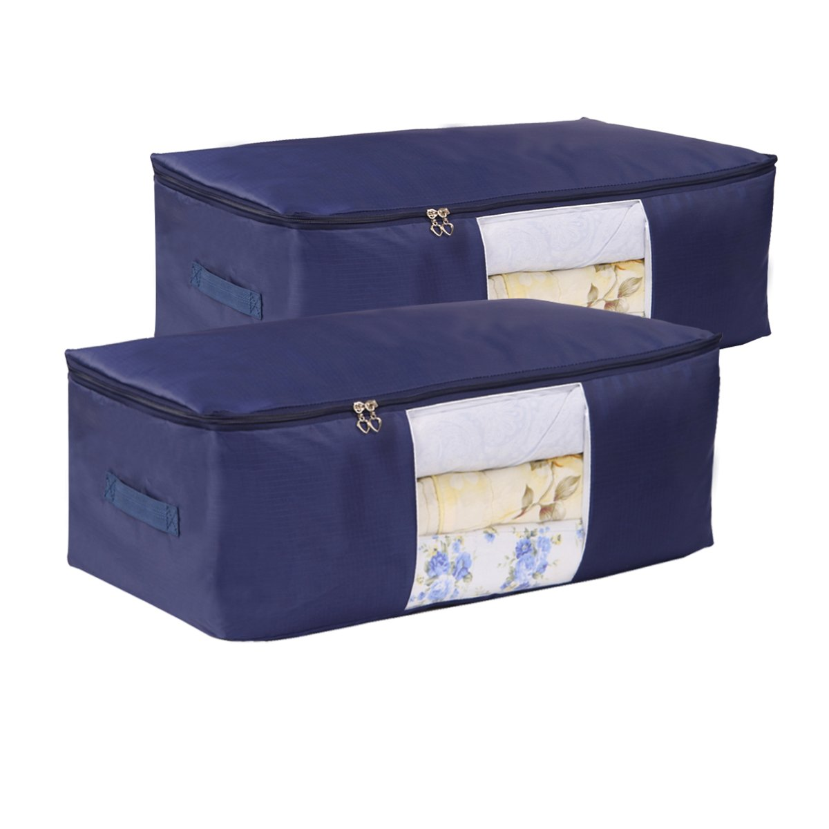 VEAMOR Comforter Storage Bags Pack of