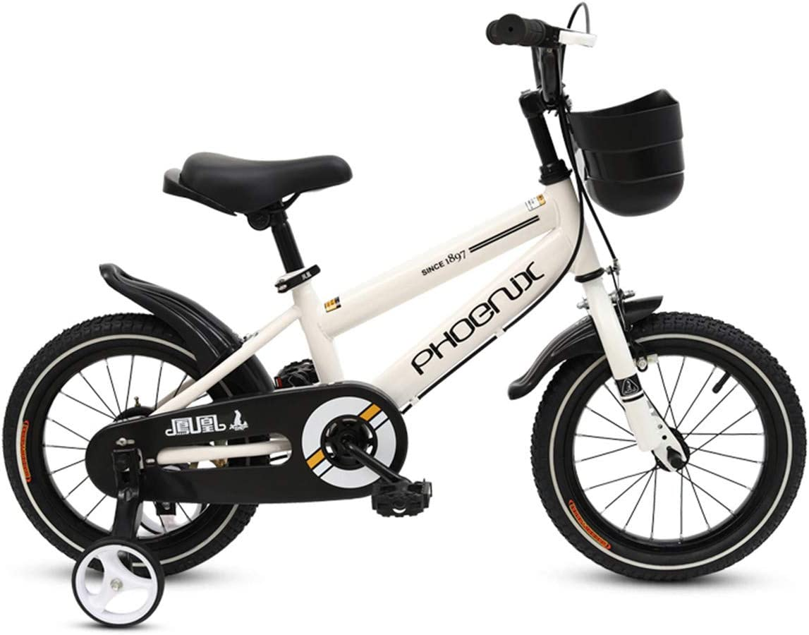 Phoenix KAKU Kids Bike for Boys and Girls, 12 14 16 18 inch with Training Wheels, in Multiple Colors