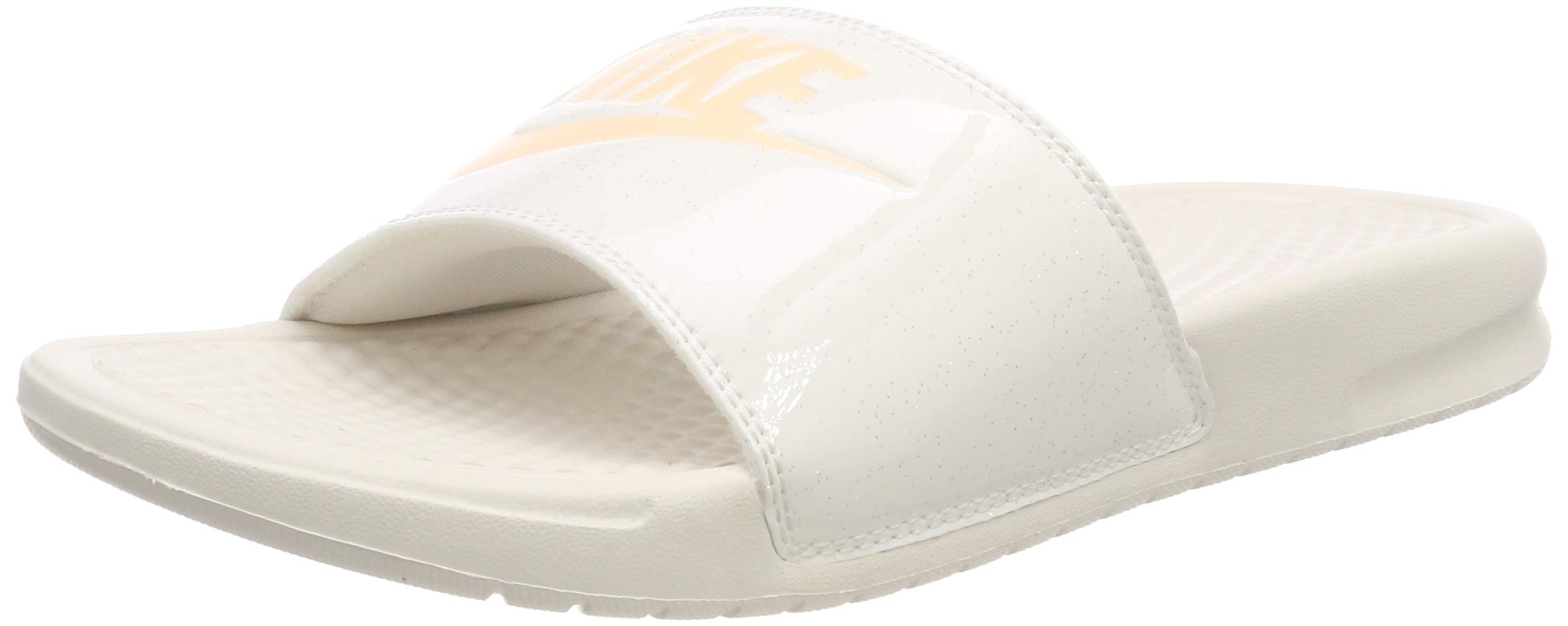 48ab6549a2a7 Galleon - Nike WMNS Benassi JDI Print Womens 618919-021 Size 7