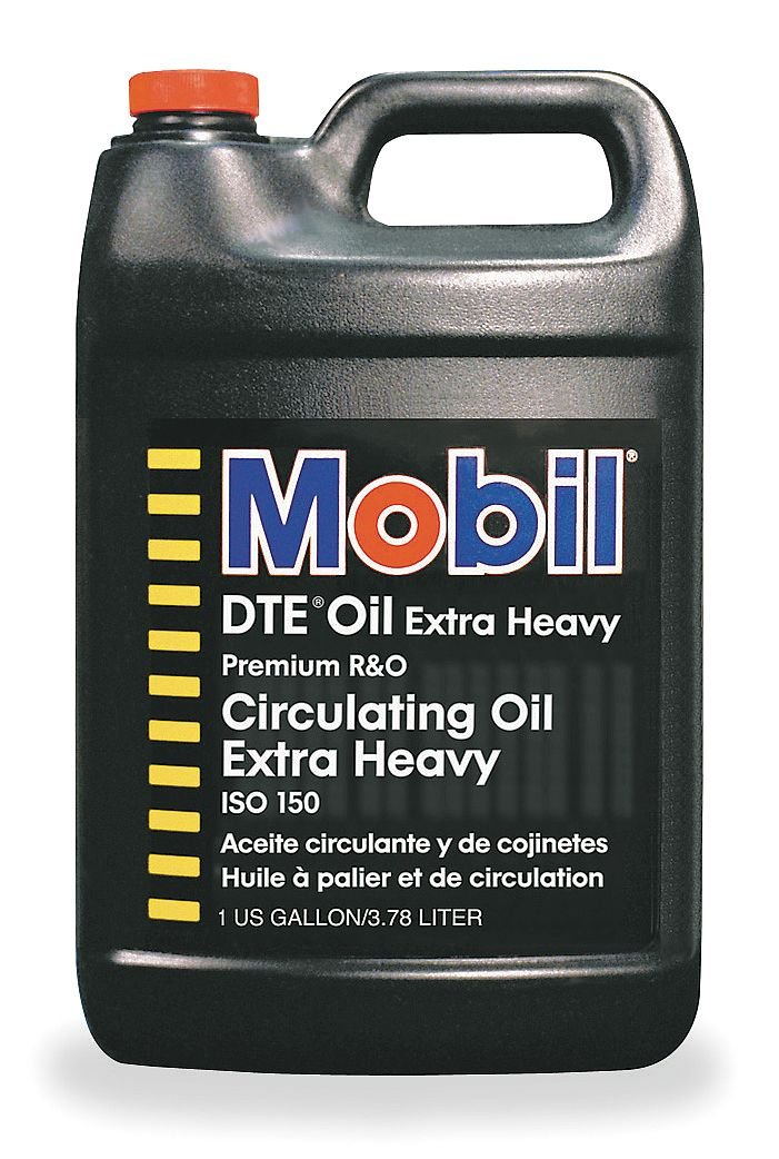 Mobil DTE Extra Heavy, ISO 150, 1 gal.