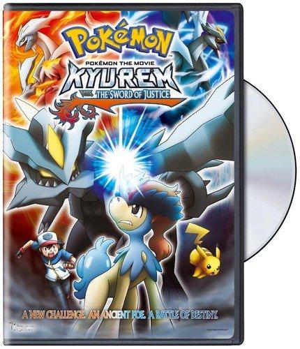 Pokémon the Movie 15: Kyurem vs. the Sword of Justice -
