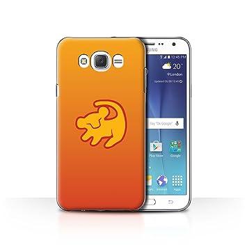 eSwish Carcasa/Funda Dura para el Samsung Galaxy J7 (2016 ...