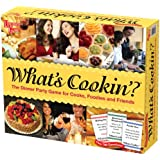 What's Cookin a Dinner Party Game For Cooks Foodies and Friends