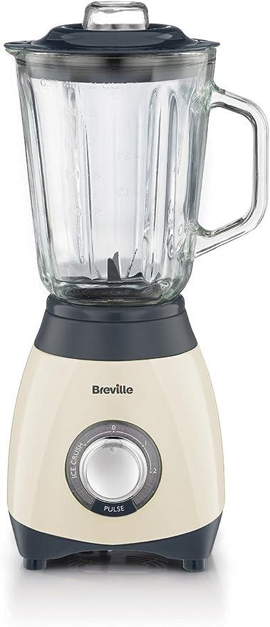 Breville Pick and Mix Licuadora en crema de vainilla: Amazon.es