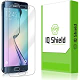 IQShield Screen Protector for Samsung Galaxy S6 Edge - Frustration-Free Retail Packaging