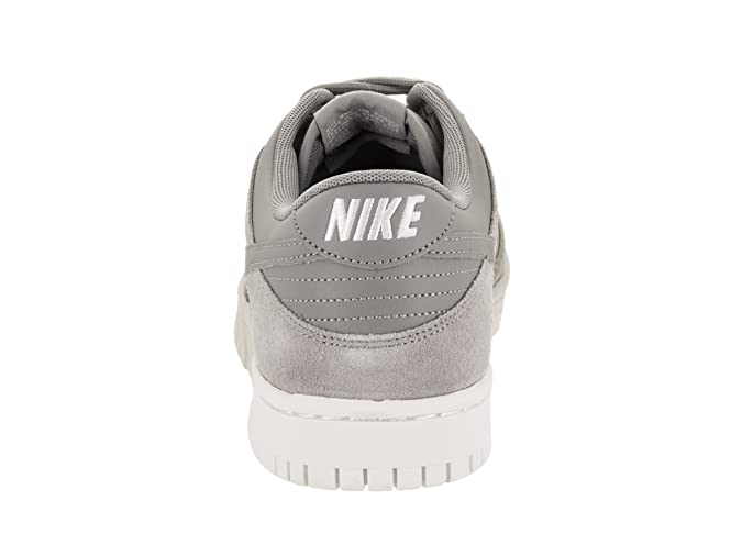 377d7b0049a2b Zapatillas Nike - Dunk Low Gris Gris Blanco Talla  43  Amazon.es  Zapatos y  complementos