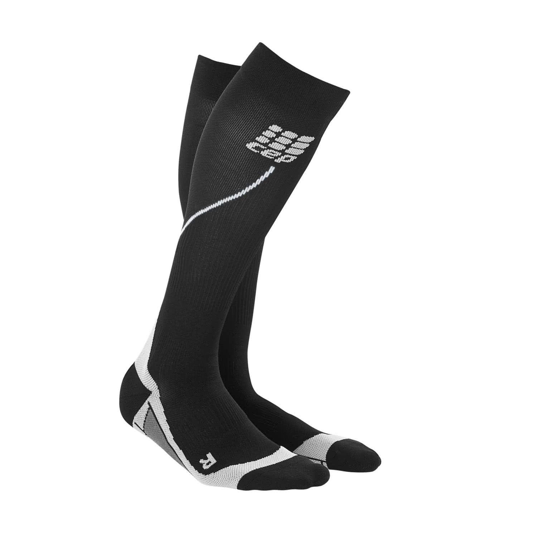 CEP Herren Laufsocken progressive+ run socks 2.0 WP55V33000-2017140 32-38, Schwarz/Grau, 32-38: Amazon.es: Deportes y aire libre