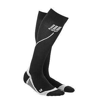 CEP Herren Laufsocken progressive+ run socks 2.0 WP55V33000-2017140 32-38, Schwarz/