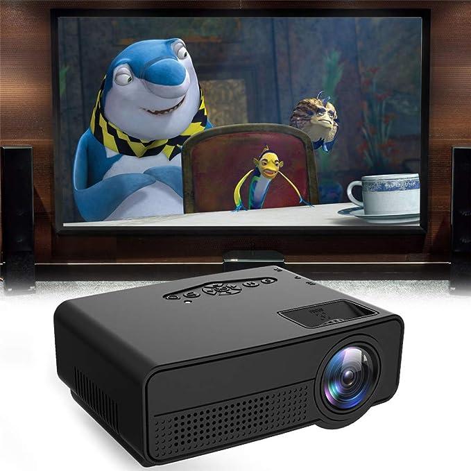 AAERP - Mini proyector de 4k (Ultra HD, Cine en casa, proyector ...