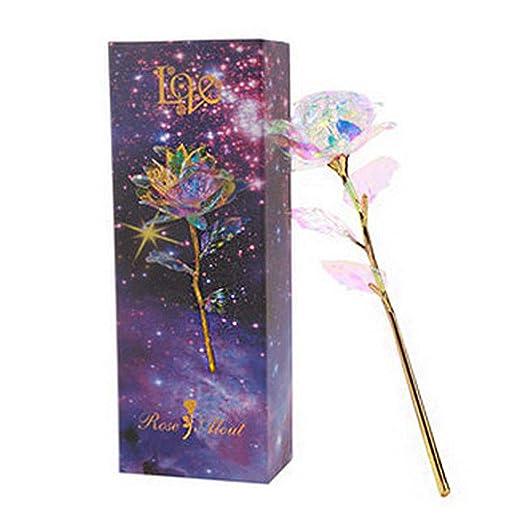 OKEYsoe - Caja de regalo para el día de San Valentín, oro de ...