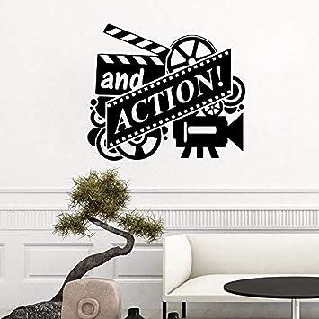 57x72cm Calcomanía arte Decoración Cartel Acción Película ...