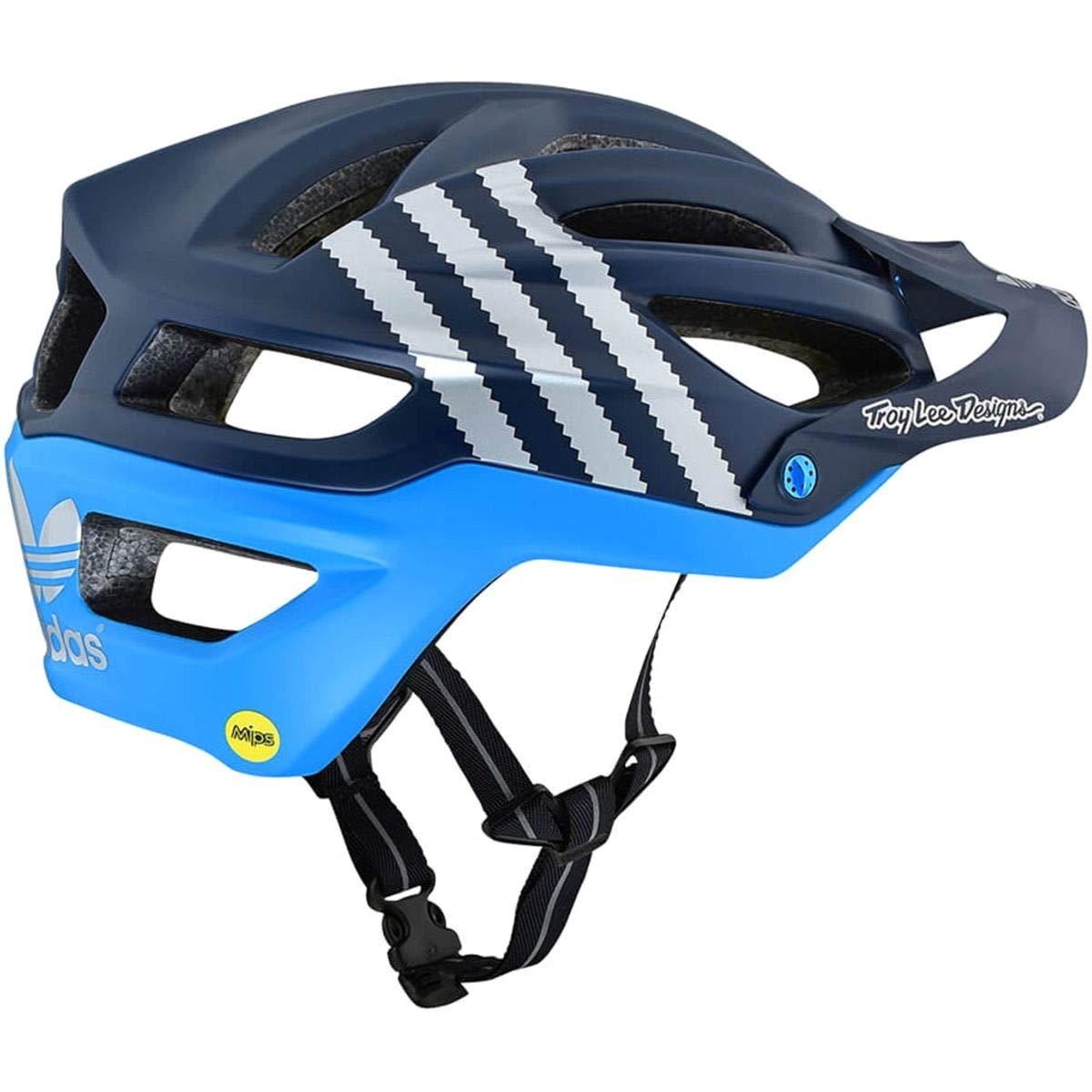 Troy Lee Designs Enduro-MTB Helm A2 MIPS Schwarz Gr XL//XXL