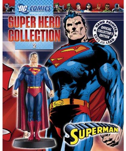 DC Superhero Figurine Collection Issue 2 - - Collection Superhero Figurine