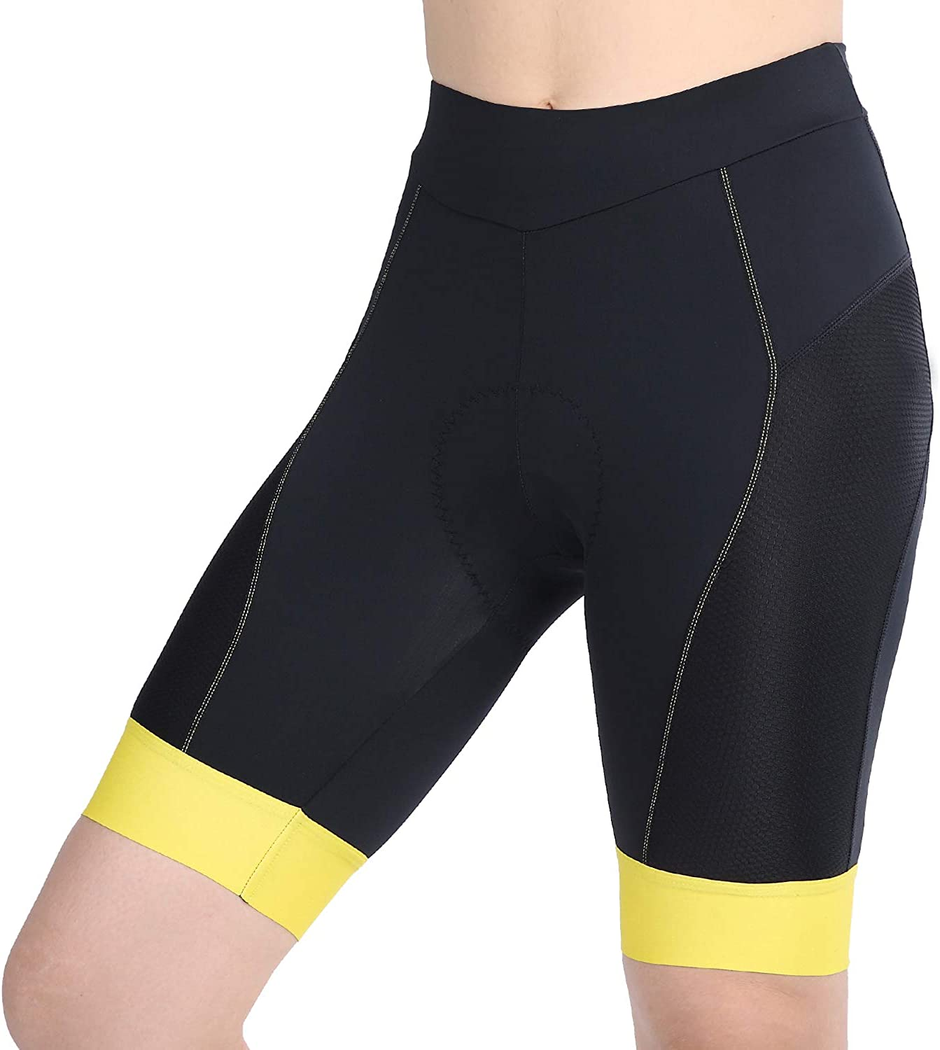 beroy Women Breathable Bike Shorts Cycling Shorts with 3D Gel Pad