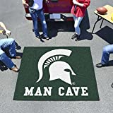 Michigan State University Man Cave Tailgater Rug 60''''x72''''