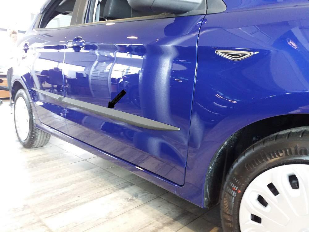 F40 Spangenberg 370004003 Hatchback a Partire dallanno di Costruzione 06.2016 Listelli di Protezione Laterali per Ford KA