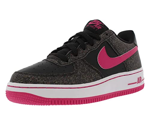 en soldes c25a2 f1905 Nike Air Force 1 (GS) Chaussures de Basketball Fille: Amazon ...