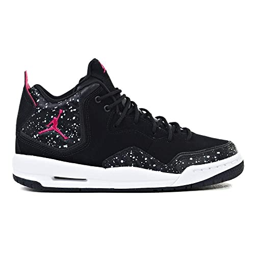 new style a1779 1de4b Nike Women s Jordan Courtside 23 (gs) Fitness Shoes, Multicolour  (Black White Rush Pink 016) 3.5 UK  Amazon.co.uk  Shoes   Bags