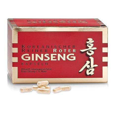 Ginseng rojo de Corea original con raíz de 6 años (Panax Ginseng) - 200