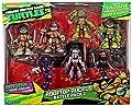 Teenage Mutant Ninja Turtles Half-Shell Heroes Rooftop Ruckus Battle Pack 1