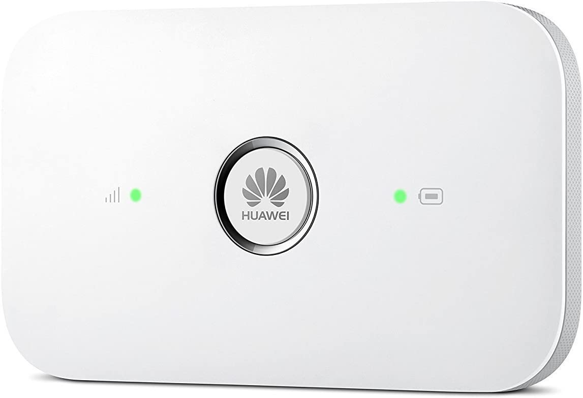 Huawei E5573Cs Unlocked 150 Mbps 4G LTE & 50 Mpbs 3G Mobile WiFi (4G LTE in Europe, Asia, Middle East, Africa and partial LATAM)