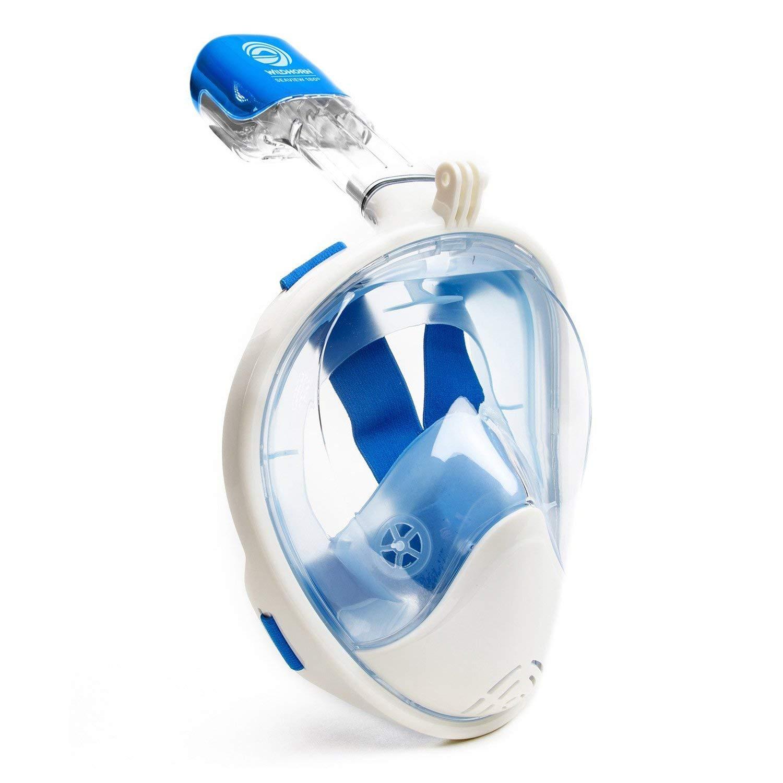 最安値級価格 WildHorn Design Extra Outfitters Seaview 180° Gag GoPro Compatible シュノーケルマスク- パノラミックフルフェイスデザイン. See More Larger Viewing Area Than Traditional Masks. Prevents Gag Reflex Tubeless Design B01K3Q198C Panoramic White/ Blue Large/ Extra Large Large/ Extra Large|Panoramic White/ Blue, 着物かりんとう:01dcc4ef --- arianechie.dominiotemporario.com
