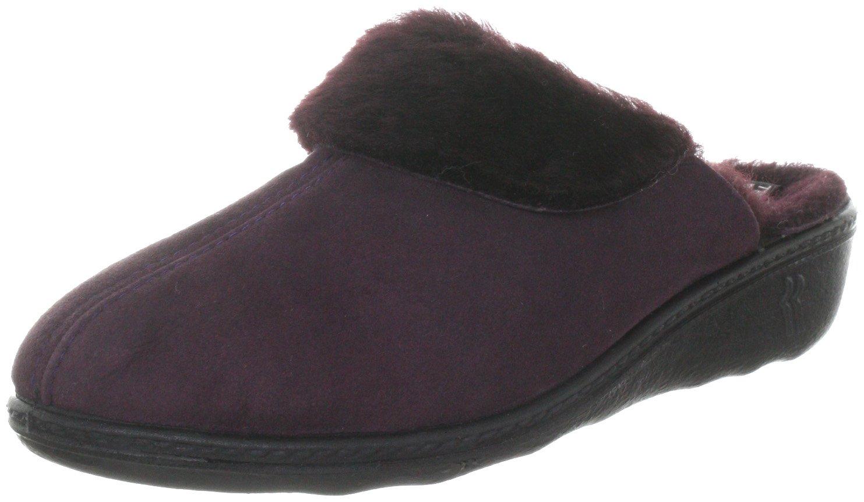 Romika Romillastic 306 - Zapatillas de casa Mujer 38 EU|Morado