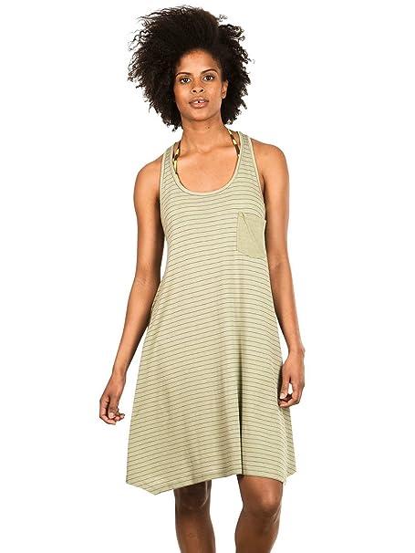 a36d79ceaadc Nikita - Vestido - para mujer Oil Green large: Amazon.es: Ropa y ...