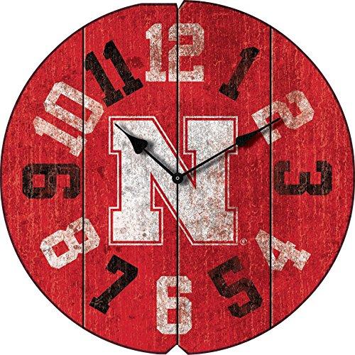 Nebraska Clock - 5