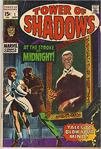Tower of Shadows No  1, Sept  1969: Jim Steranko, Johnny Craig, Stan